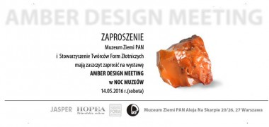 Amber Design Meeting 2016