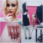Biżuteria Gosi Waniek w sesji zdjęciowej Lovecode