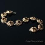 Złota brnsoleta