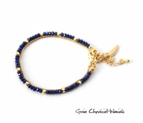 """Bransoleta """"Lapis Lazuli"""""""