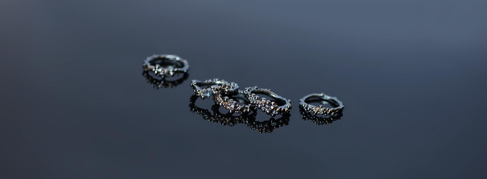 Srebrna biżuteria na zamówienie