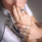Organiczne pierścionki
