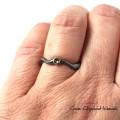 Organiczny pierścionek