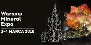 Warsaw Mineral EXPO 3-4 marca 2018