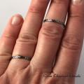 Ażurowe pierścionki