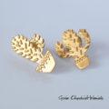 Złocone kaktusy, piny