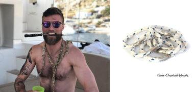 Historia męskiej biżuterii