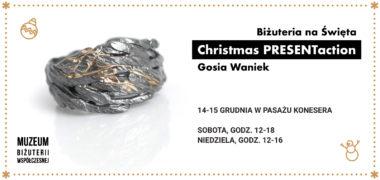 Akcja Prezent w Koneserze 14-15 grudnia