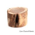 Drewniane pudełko z winorośli