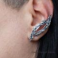 Nausznica srebrna na ucho