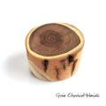 Drewniane pudełko z akacji