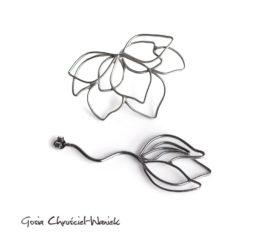 Magnolia – zatyczka do kolczyków