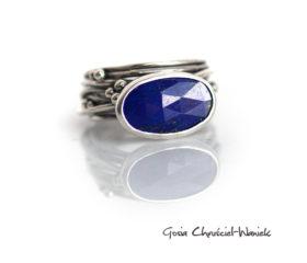 Lapis Lazuli, sprężynka i kuleczki