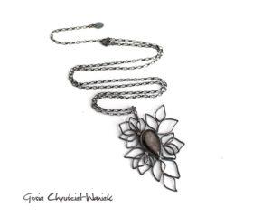 Magnolie ze smoczym szkłem