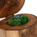 Topaz Teal, London Blue, Swiss Blue, Sky Blue, aleksandryt, szafir i szmaragd w srebrze