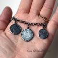 Stare monety - bransoleta