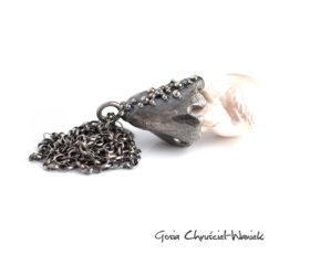 Barokowa perła w oprawie organicznej